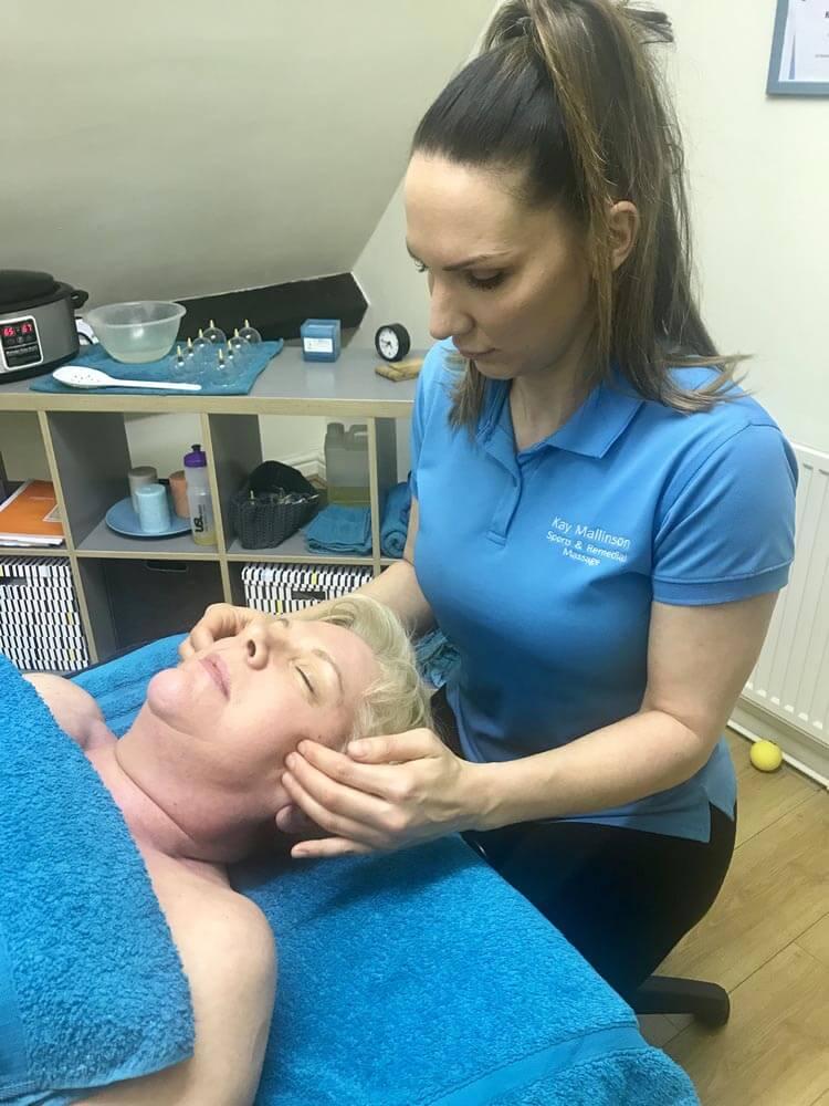 Migraine massage Wakefield
