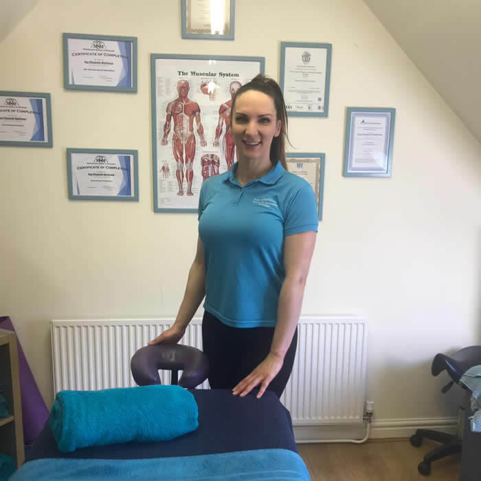 Kay Mallinson sports and remedial massage